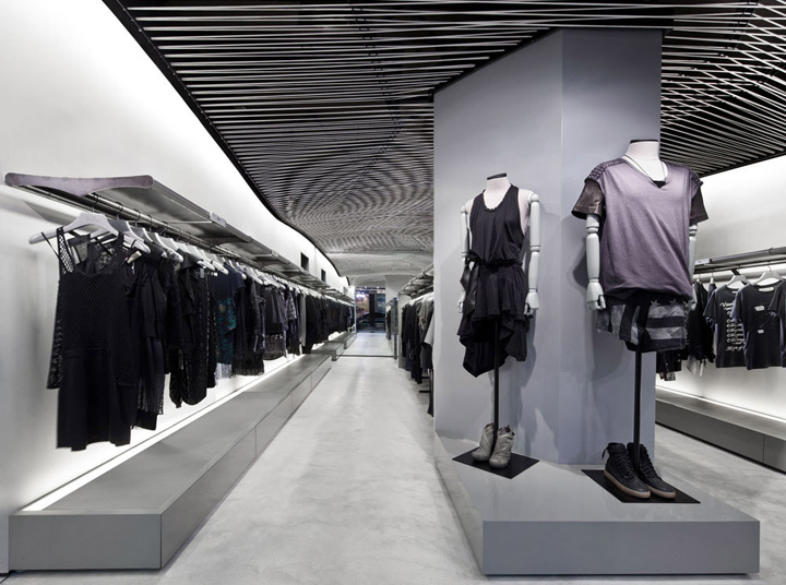 Amazing The Shine Flagship Fashion Store In Causeway Bay Showcases How An  Architectural Reinterpretation ... Photo Gallery