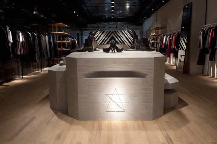 Surface To Air Store By Federico Masotto New York