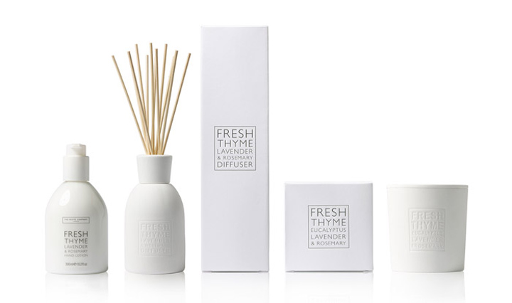 187 The White Company Branding And Packaging Design By Aloof