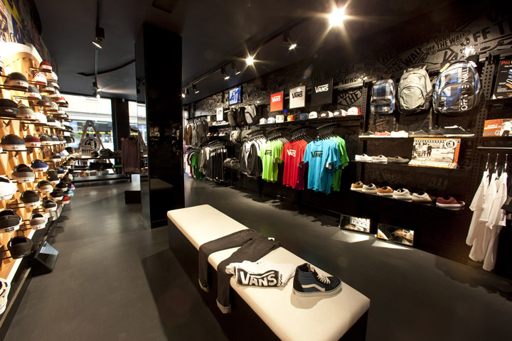 Supra Shoe Store In California