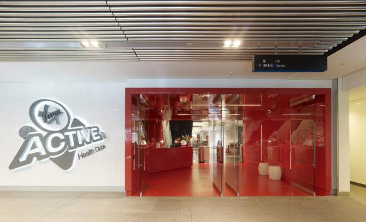 187 Virgin Active Pitt Street Mall By Bvn Architecture Sydney