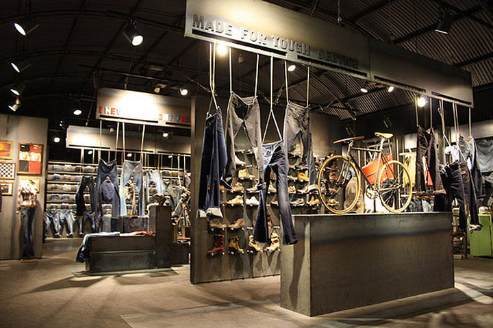 ... stand at Bread and Butter by The Dog & Wardrobe » Retail Design Blog