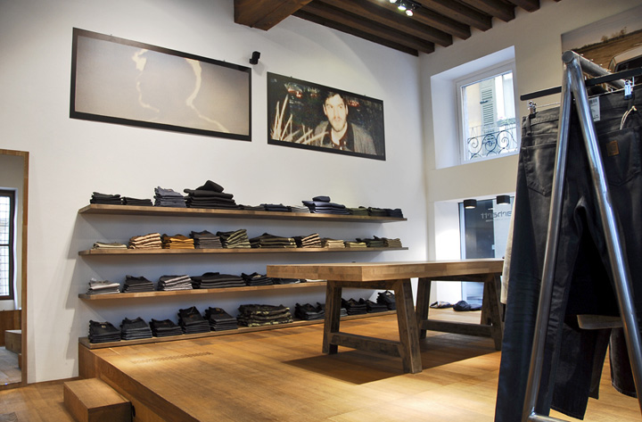 Carhartt Work In Progress Store By Andrea Caputo Verona