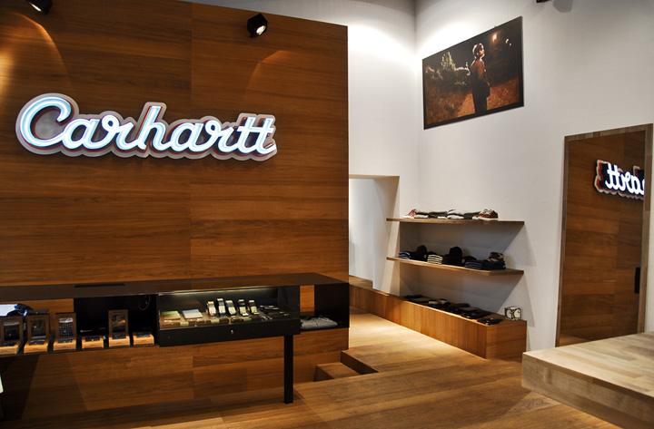Carhartt Work In Progress Store By Andrea Caputo Verona