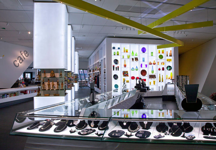 » Denver Art Museum and Shop by Roth Sheppard Architects, Denver
