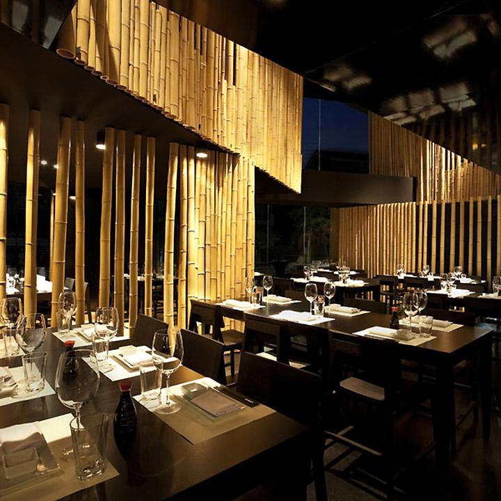 Hama restaurant by k studio athens retail design