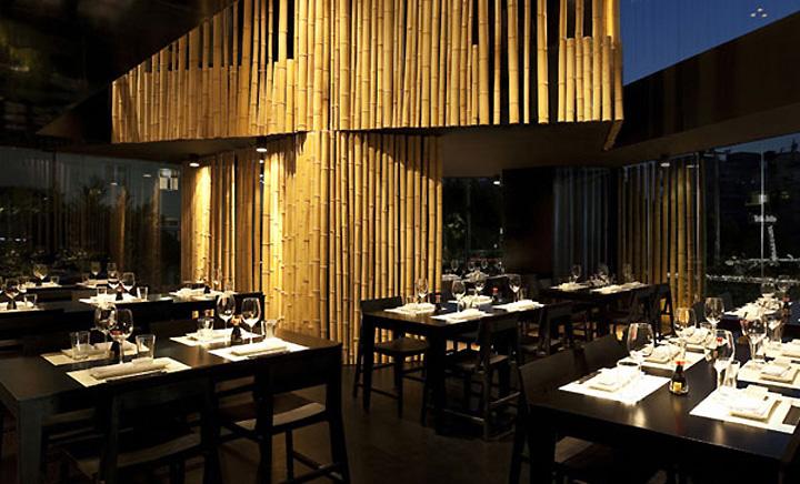 K studio retail design blog for Akira japanese cuisine nyc