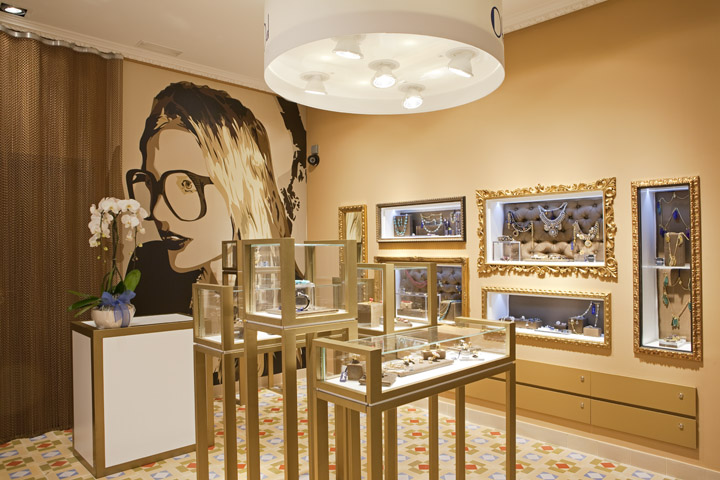 jewelry store » Retail Design Blog
