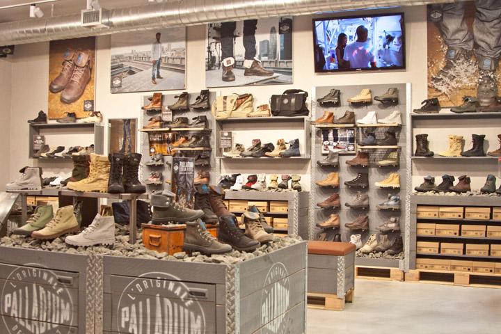 187 Palladium Boot Store New York