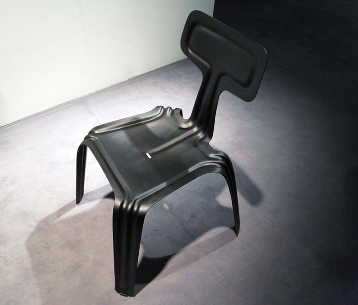 Pressed Chair By Harry Thaler 04 Pressed Chair By Harry Thaler