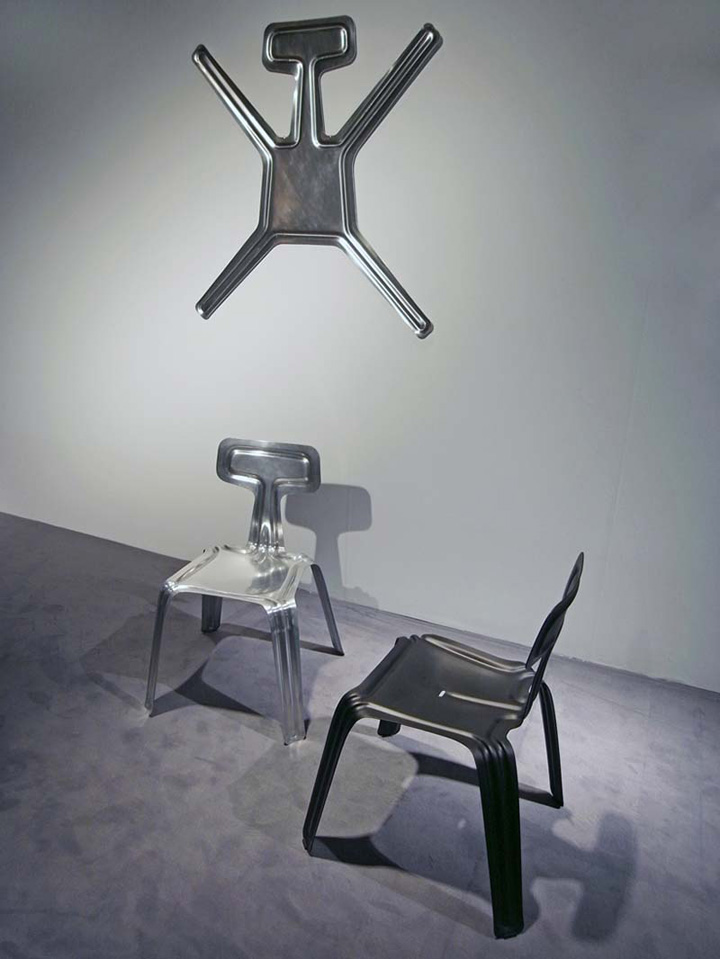 Pressed Chair By Harry Thaler 07 Pressed Chair By Harry Thaler