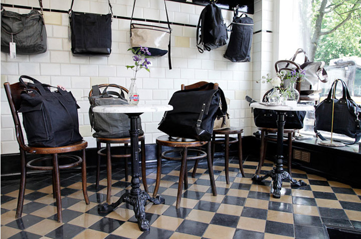 Property Of store in a cafe Amsterdam 03 Property Of . . . store in a cafe, Amsterdam