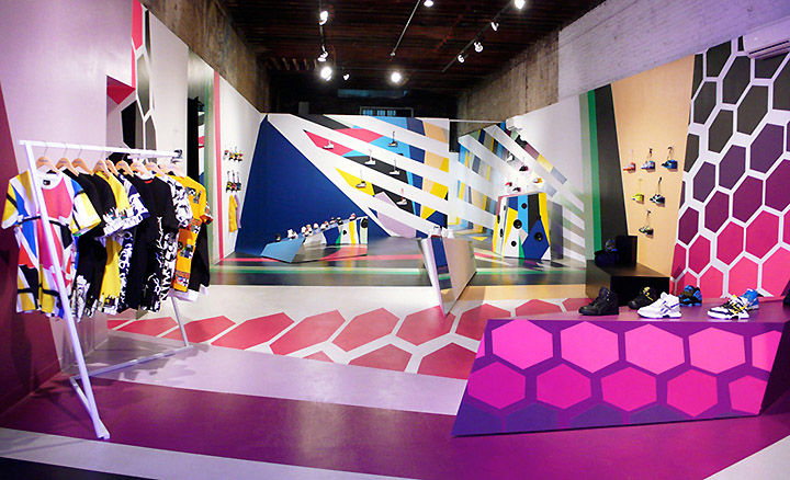 Gallery Space 187 Retail Design Blog