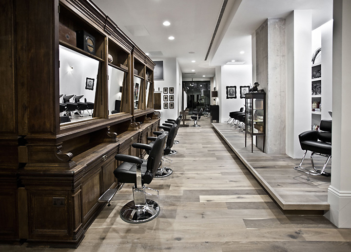 Ryan McElhinney Salon by Adee Phelan, Birmingham