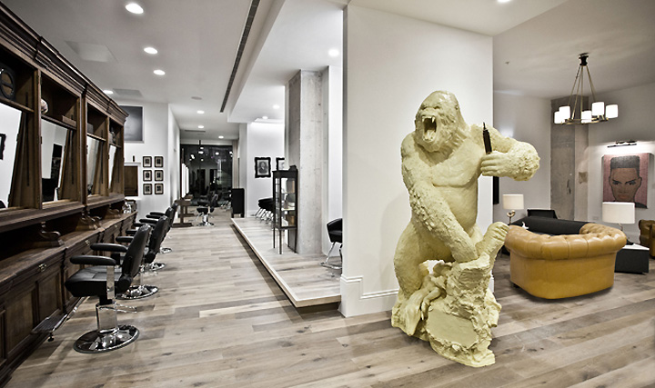 Ryan mcelhinney salon by adee phelan birmingham retail for Adee phelan salon