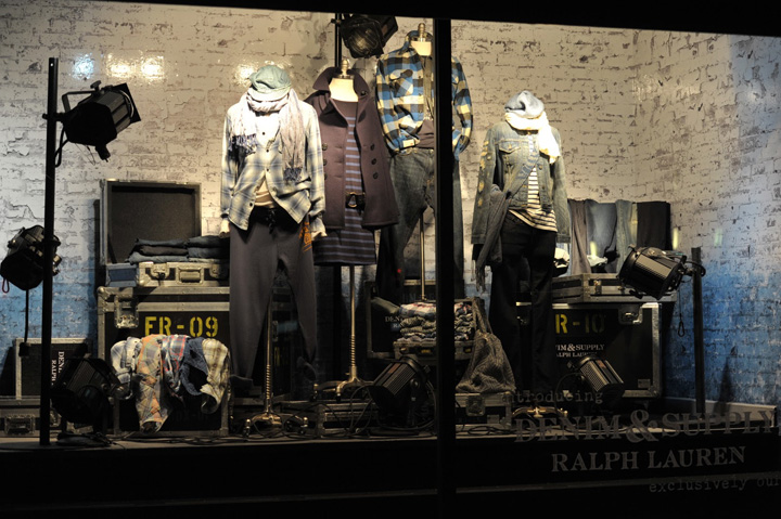 Ralph Lauren 187 Retail Design Blog