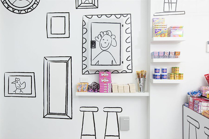 The Candy Room by Red Design Group Melbourne 14 The Candy Room by Red Design Group, Melbourne
