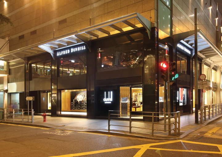 187 The Home Of Alfred Dunhill Flagship Store By Gavin Tu