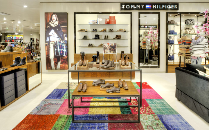 Tommy Hilfiger Retail Design Blog