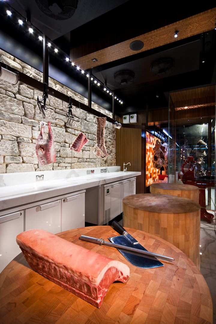 187 Victor Churchill Butcher Shop By Dreamtime Australia