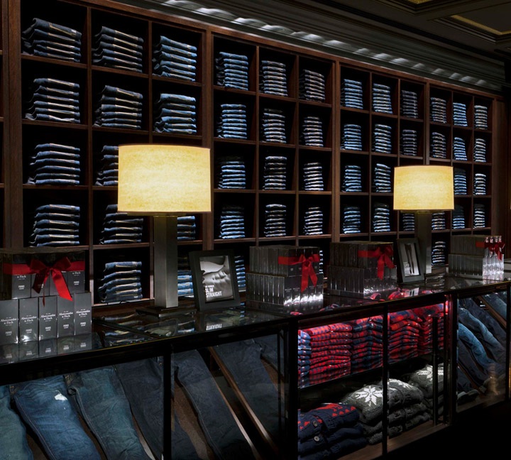» Abercrombie & Fitch Flagship Store By Selldorf