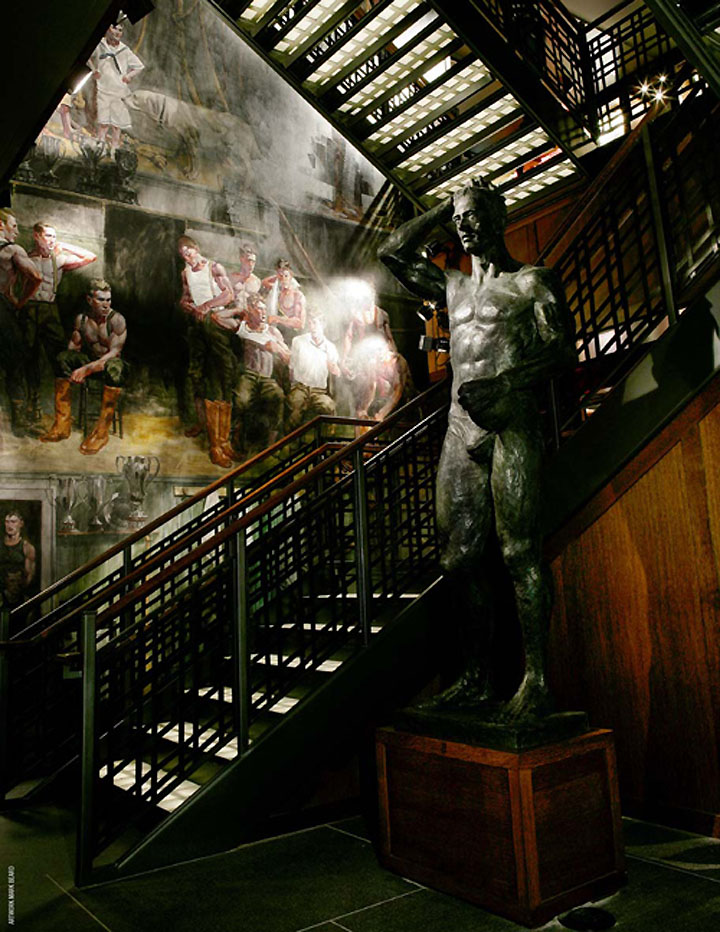 » Abercrombie & Fitch flagship store by Selldorf ...