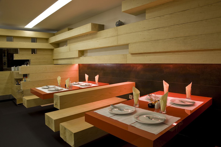 Ator restaurant by Expose Architecture Tehran Iran 03 Ator restaurant by Expose Architecture, Tehran   Iran
