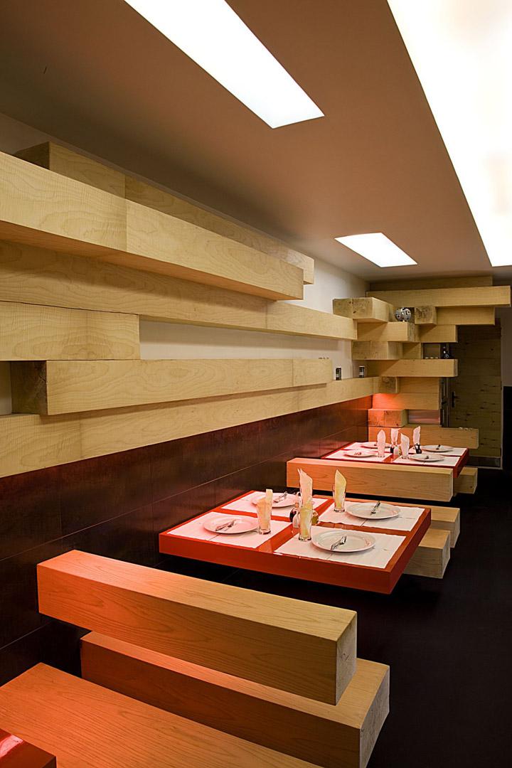 Ator restaurant by Expose Architecture Tehran Iran 08 Ator restaurant b