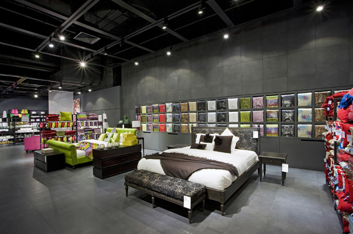 Bedroom Furniture Riyadh aura storedalziel and pow, riyadh – saudi arabia » retail