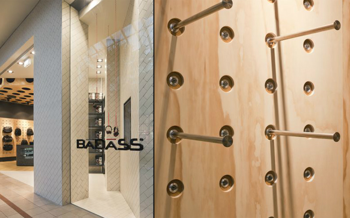 BaDass store by MIM Design Chadstone Australia 04 BaDass store by MIM Design, Chadstone   Australia