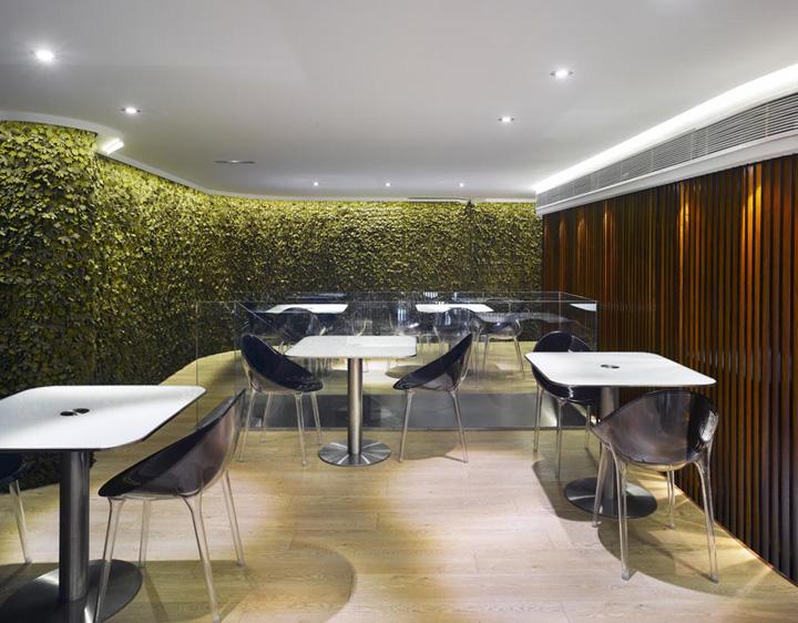 Cafe del Arco by Clavel Arquitectos Murcia 05 Café del Arco by Clavel Arquitectos, Murcia   Spain