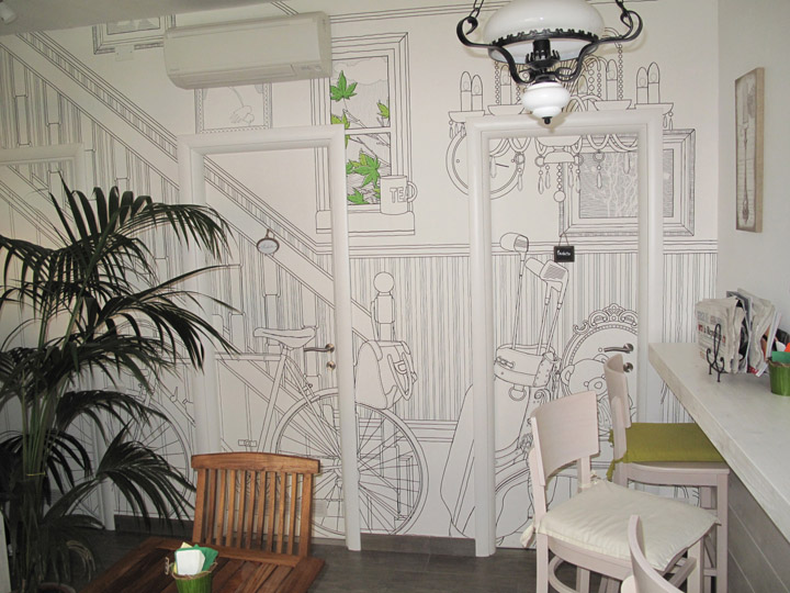 Creative Wallcoverings by Glamora Creative Wallcoverings by Glamora