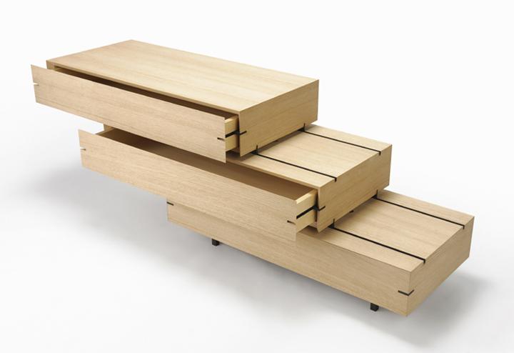 187 Drawer Shelf By Keiji Ashizawa Design