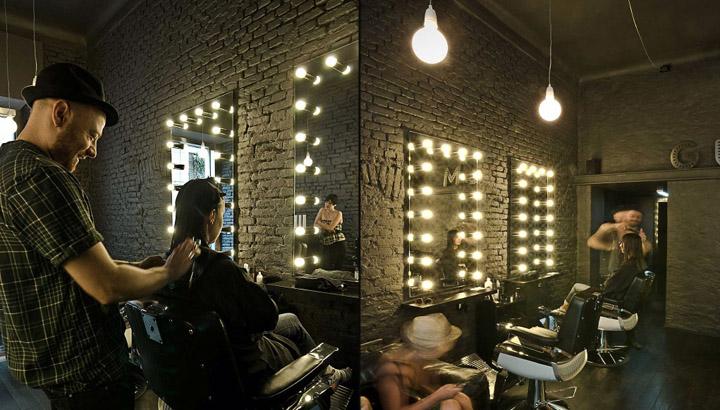 Gum Hair Salon Milan 187 Retail Design Blog