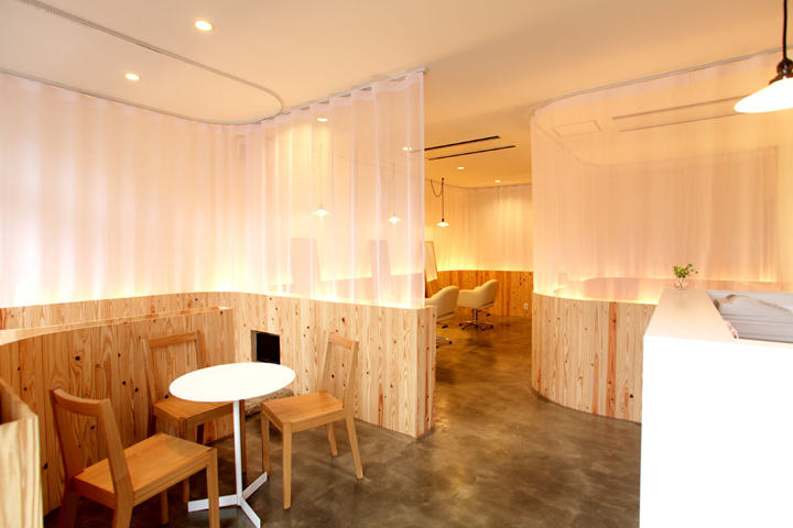 Hair Very Salon by MAKER, Hiroshima ? Retail Design Blog
