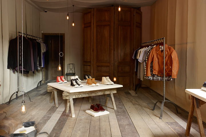 Hostem store by JAMESPLUMB London Hostem shop by JAMESPLUMB, London