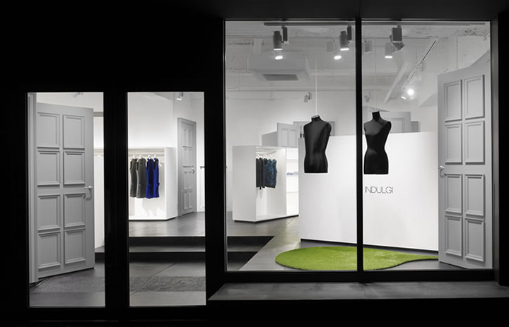 Indulgi store by Nendo Kyoto