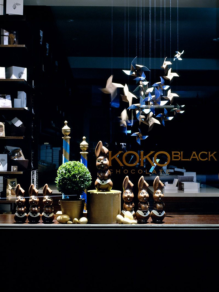 Koko Black chocolatier by Mim Design Melbourne 04 Koko Black chocolatier by Mim Design, Melbourne