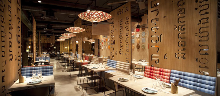 Lah restaurant by IlmioDesign Madrid 04 Lah! restaurant by IlmioDesign, Madrid