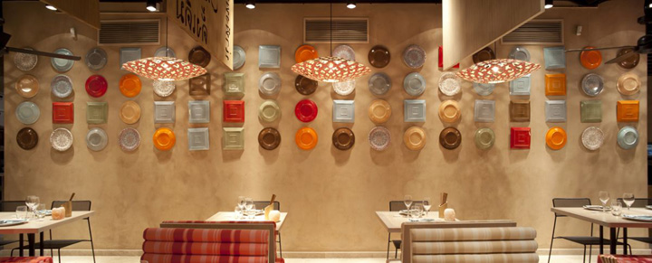 Lah restaurant by IlmioDesign Madrid 10 Lah! restaurant by IlmioDesign, Madrid