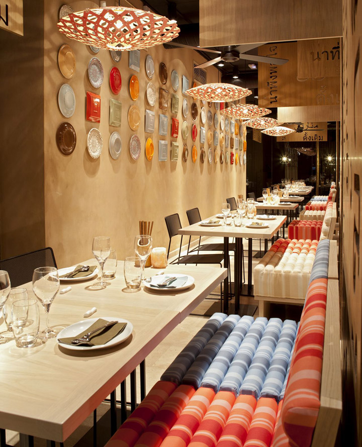 Lah restaurant by IlmioDesign Madrid 12 Lah! restaurant by IlmioDesign, Madrid