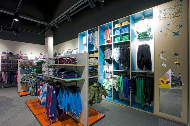 Lindex by Dalziel and Pow Uddevalla Sweden 04 Lindex store by Dalziel and Pow, Uddevalla   Sweden
