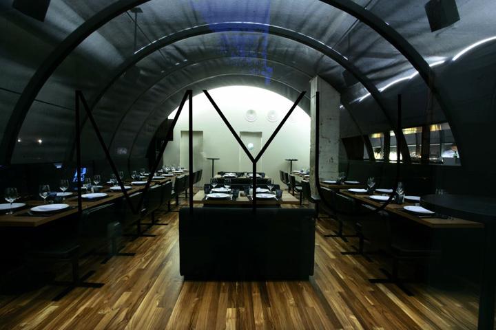 Myu restaurant by paul kaloustian beirut retail design blog for Office design hamra