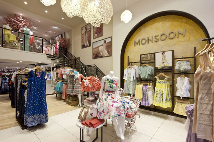 187 Monsoon Store By Pompei A D London