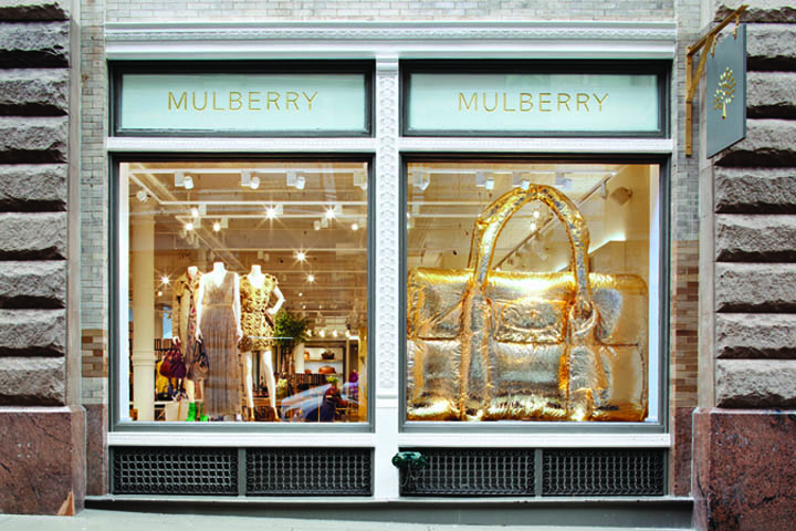 Mulberry Boutique By Universal Design Studios New York