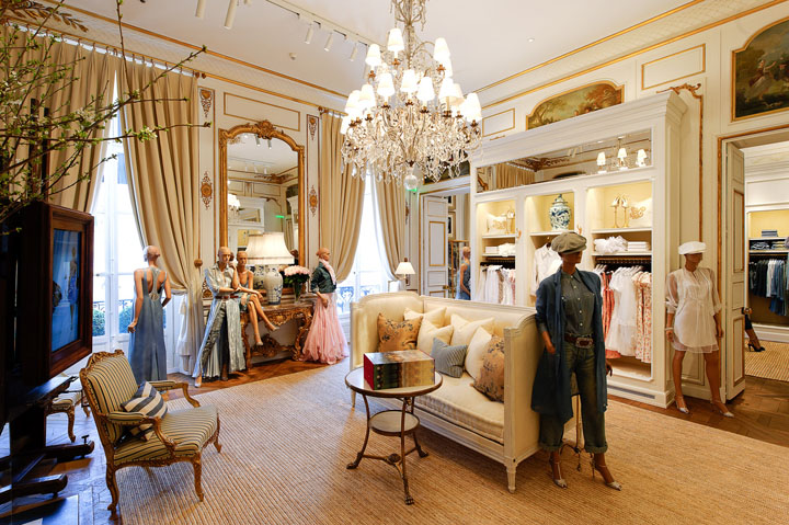 Ralph Lauren 187 Retail Design Blog