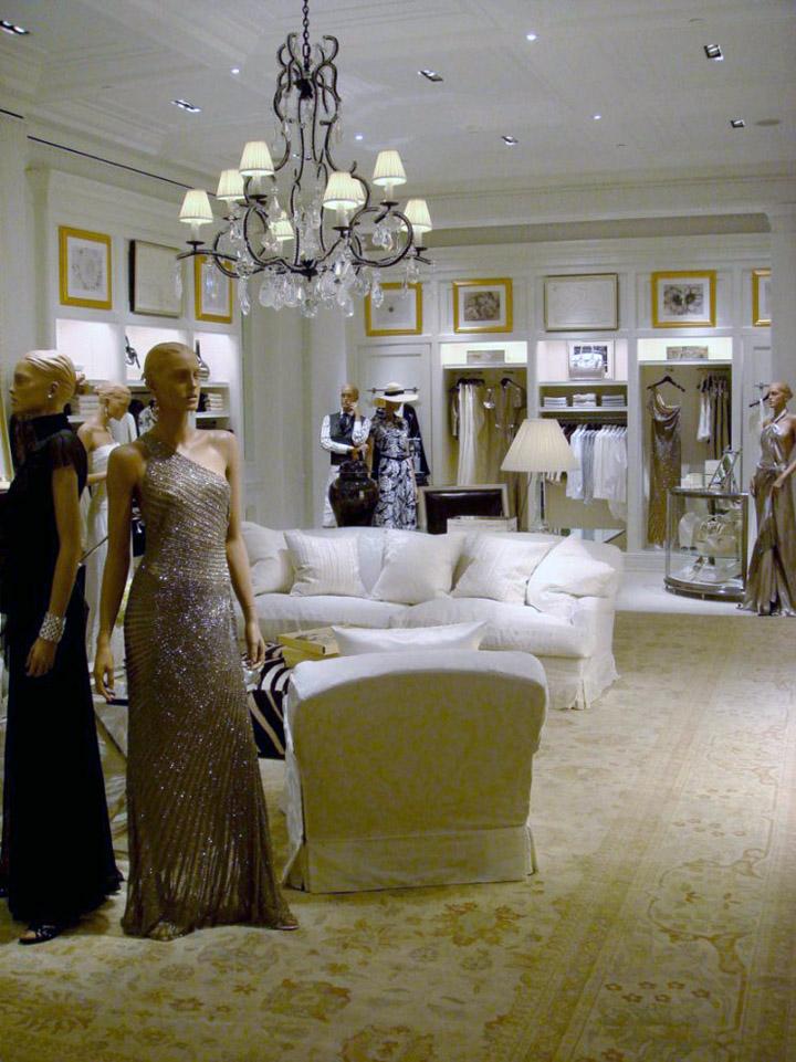187 Ralph Lauren Store By Michael Neumann Architecture Moscow