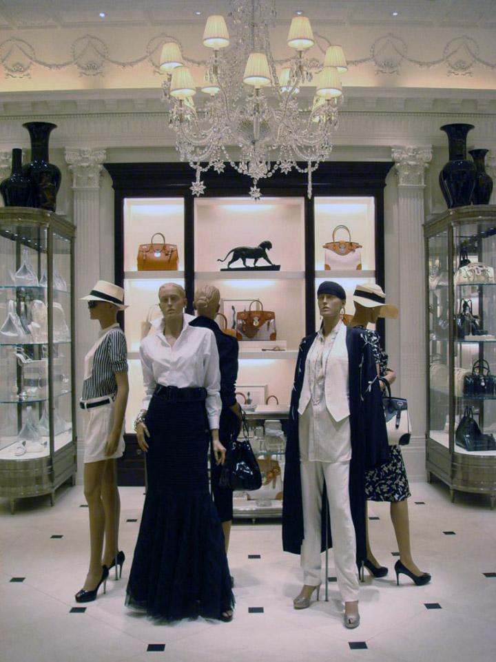 Ralph Lauren store by Michael Neumann Architecture, Moscow df1eae13cbd