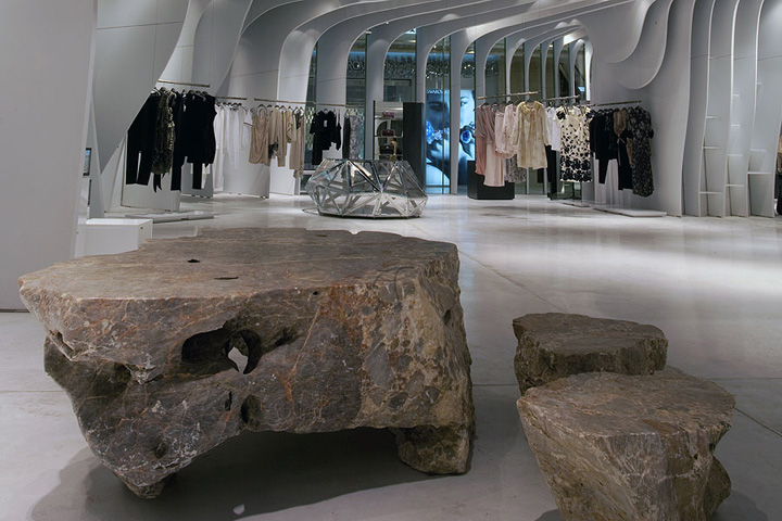 Runway store CLS Architetti Ho Chi Minh City 03 Runway store by CLS Architetti, Ho Chi Minh City   Vietnam