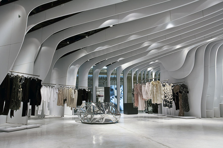 Runway store CLS Architetti Ho Chi Minh City 04 Runway store by CLS Architetti, Ho Chi Minh City   Vietnam